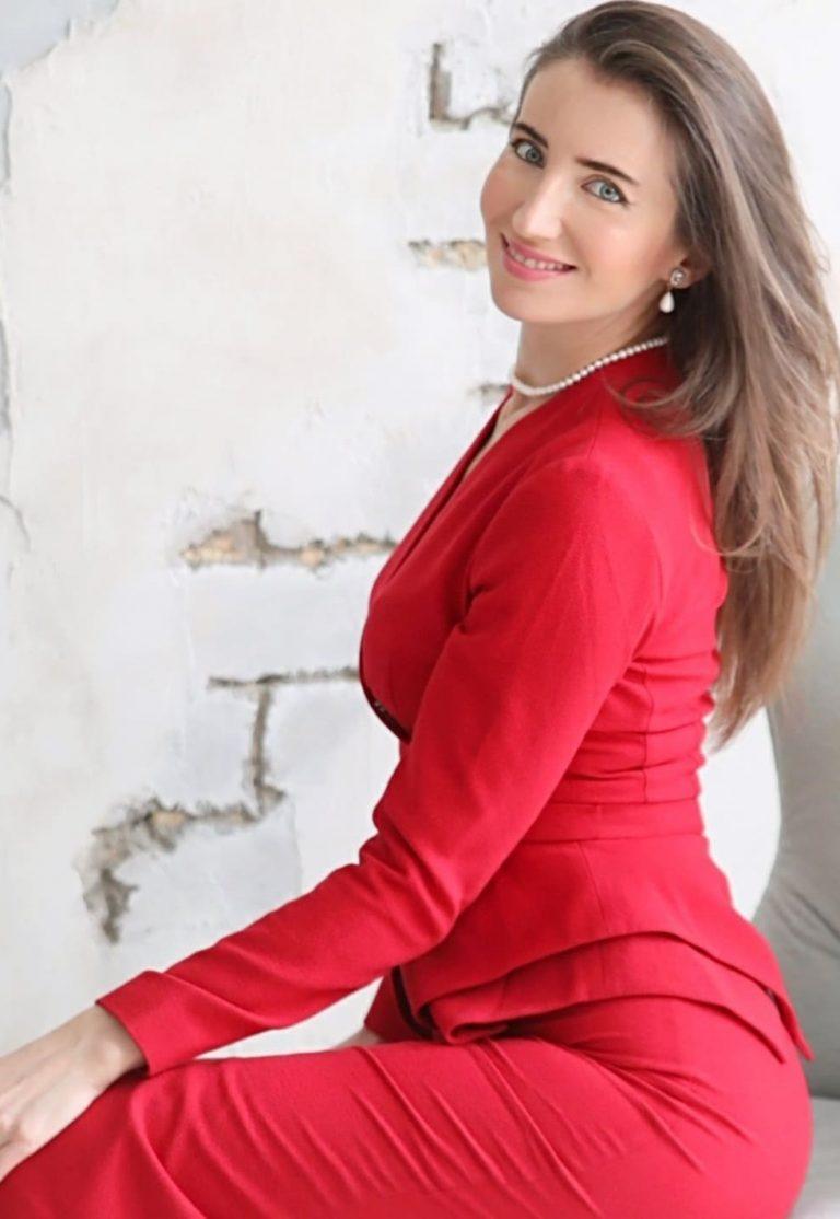 Mujer de Kiev busca pareja en España